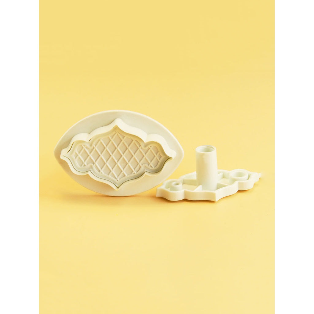 Grid Biscuits Baking Mould Suit