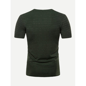 Men Striped T-shirt