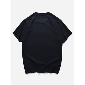Men Solider Basic Tee