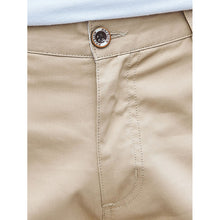 Men Plain Pocket Decoration Shorts