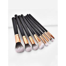 Soft Bristle Makeup Brush 8pcs