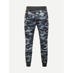 Men Camo Drawstring Pants