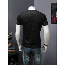 Men Jacquard T-shirt