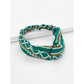 Twist Elastic Headband