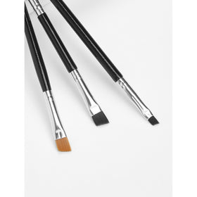 Duo Eye Brow Brush 3pcs