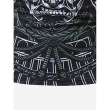 Men Abstract Animal Print Tee