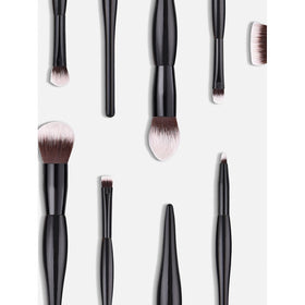 Soft Makeup Brush Set 8Pcs