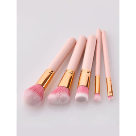 Soft Makeup Brush 5pcs
