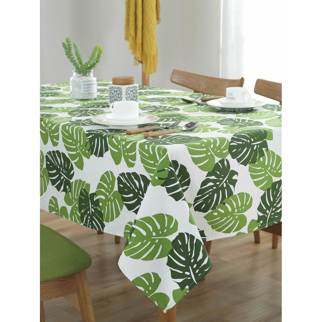 Tropical Print Table Cloth