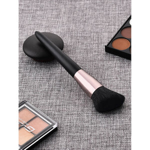 Two Tone Handle Makeup Brush 1pc