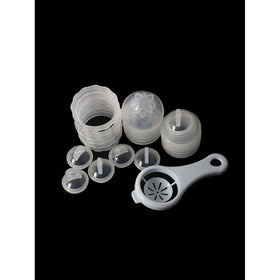 Egg Boiler 6pcs & Egg Divider 1pc