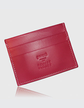 Robert Piguet Leather Card Holder