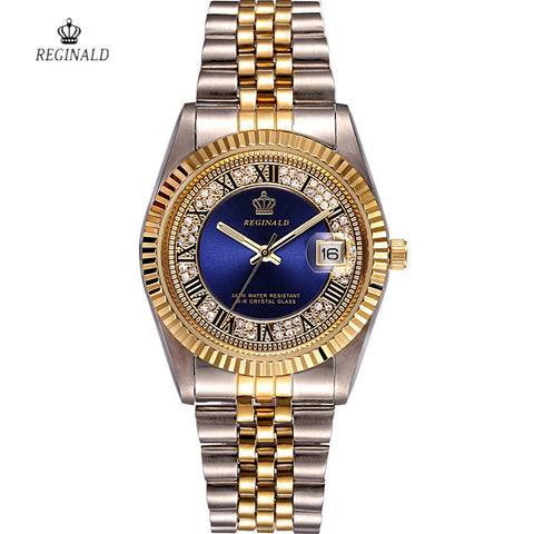 Luxury Brand NEW Wrist Watch Women Crystal Quartz Watch New With Tag relogio feminino 50m Water Resistant