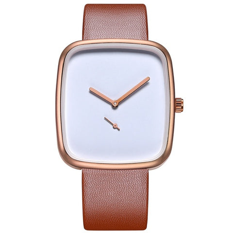2018 Women Watch Luxury Brand Fashion Casual Ladies Gold Watch Quartz Simple Clock Relogio Feminino Reloj Mujer Montre Femme