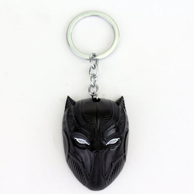 New BLACK panther Necklace Avengers wakanda Pendant Men Jewelry