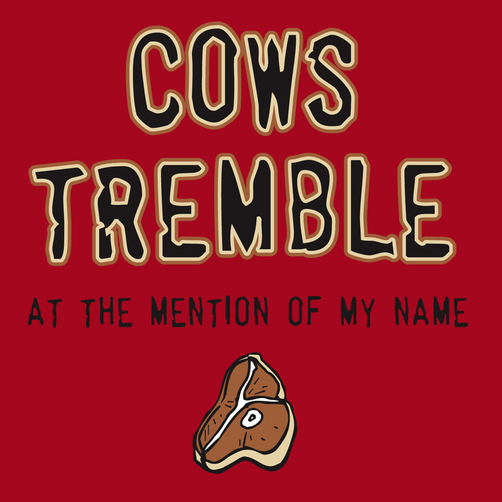 Cows Tremble