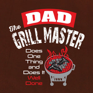 Dad the Grill Master