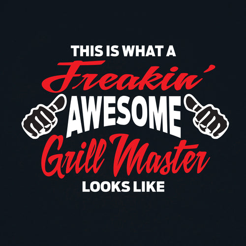 Freakin' Awesome Grill