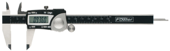Fowler Xtra-Value Cal Electronic Caliper with Regular Display - 6
