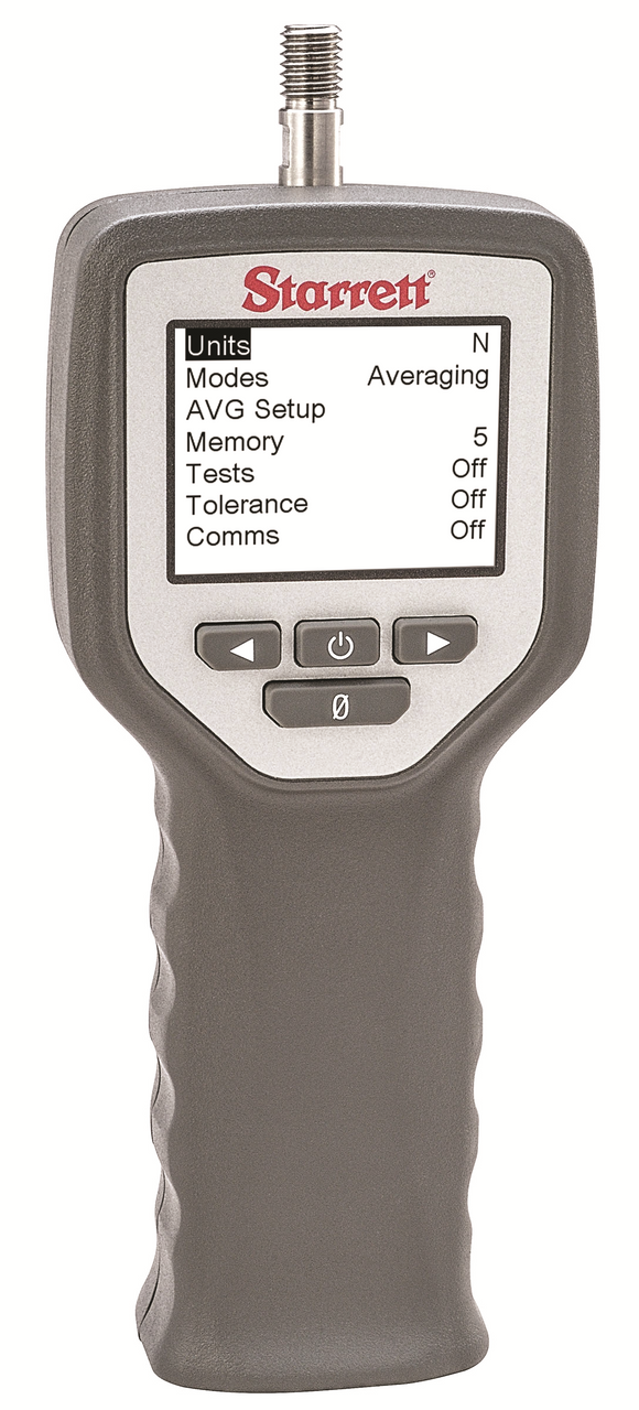Starrett Digital Force Gauge DFG-10