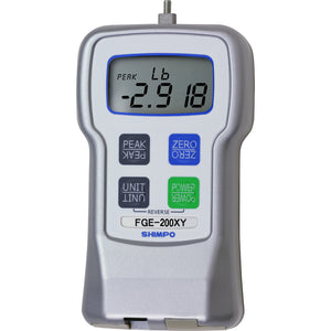Nidec-Shimpo Digital Force Gauge FGE-200XY