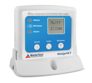 MadgeTech RFRHTemp2000A Wireless Humidity and Temperature Data Logger