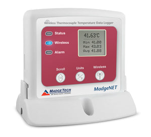 MadgeTech RFTCTemp2000A Wireless Thermocouple Temperature Data Logger