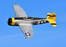 "ACES HIGH 65"" P-47D Thunderbolt"
