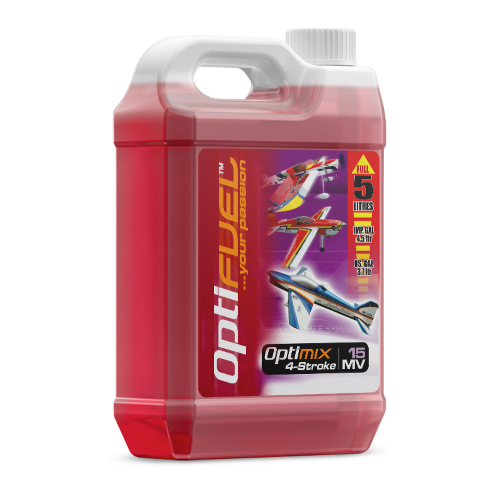 Optimix 15MV 4-Stroke - 5L | RC Diesel