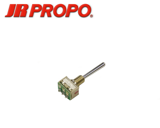 JR PROPO Toggle Switch 3pos. Round Long
