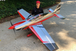 "Extreme Flight 104"" EXTRA NG - Red/Silver"