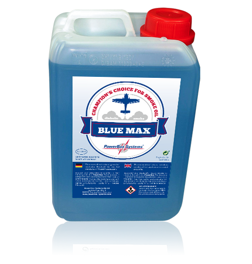 Smoke Oil Blue Max 5L