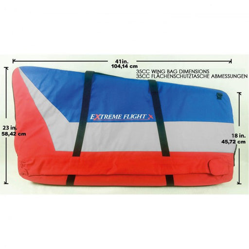 Extreme Flight Padded Wing Bag - 35cc