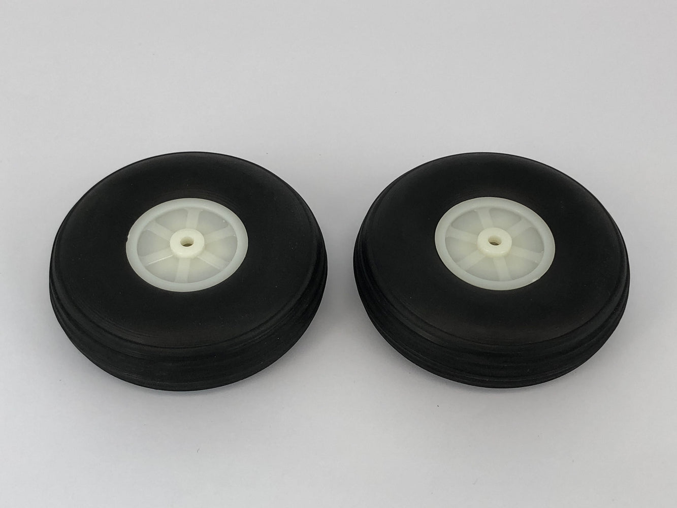 Main Wheel Set Nylon 3""