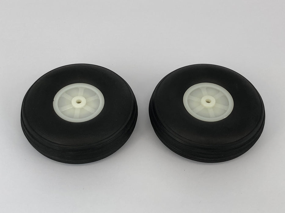 Main Wheel Set Nylon 3.25""