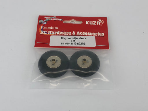Tail Wheel Alloy 1.25""