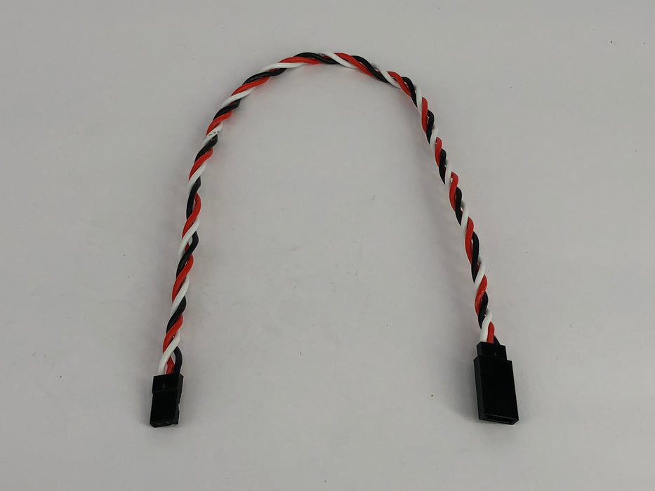 Servo Extension 28AWG 305mm