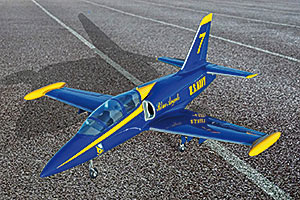 Mini L39 Albatross-Blue Angels