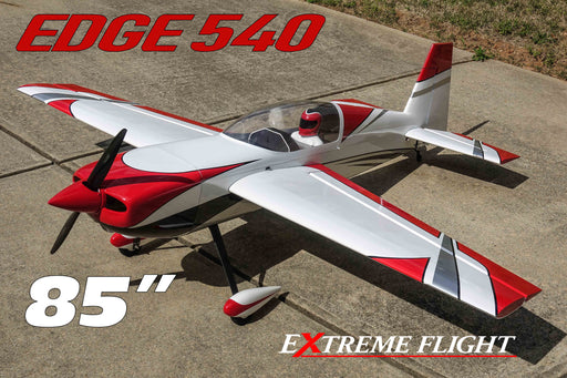 "85"" Edge 540T White/Red"