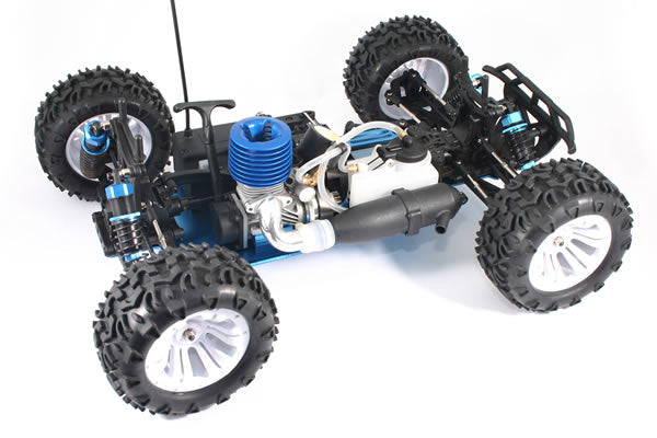 FTX CARNAGE 1/10 NITRO TRUCK 4WD RTR