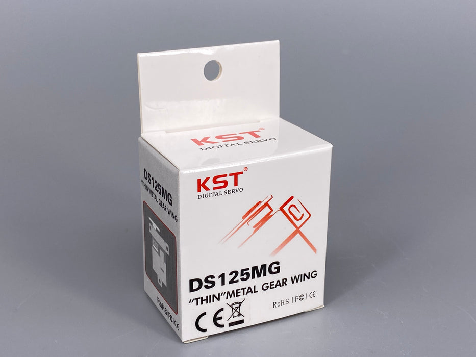 KST DS125MG Wing Servo