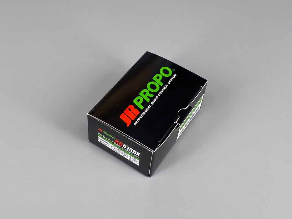 JR PROPO Receiver RG613BX