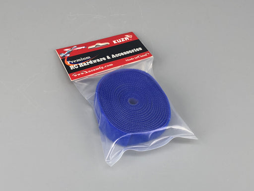 Velcro Straps 20mm Blue