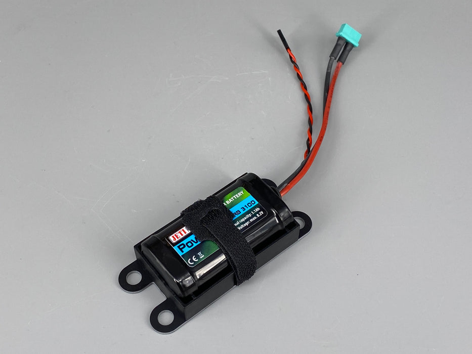 Jeti Receiver Battery Pack 3100mAh Li-Ion
