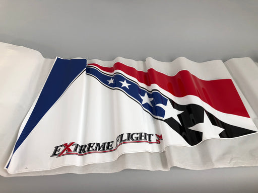"91"" LASER-EXP - Printed - Wing Covering(Right+Left)"