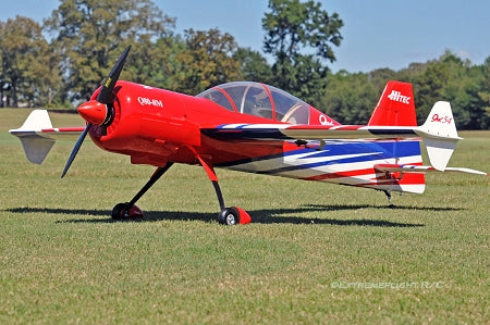 "91"" YAK54-EXP Red/Dark Blue"