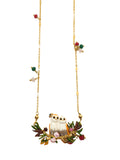 Owl Lovers Necklace - cheeky-trendy