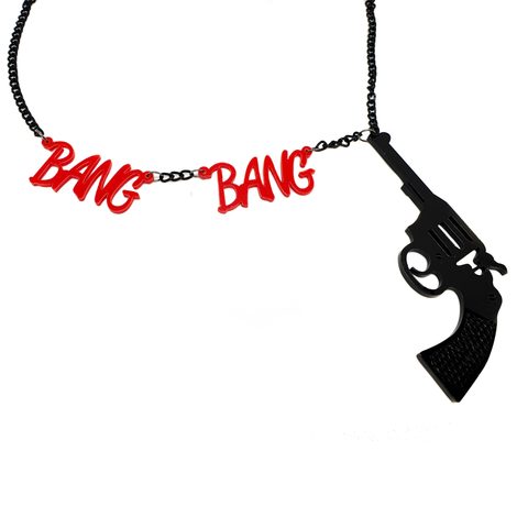 Bang Bang Necklace - cheeky-trendy