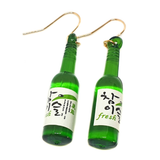 One Bottle please! Beer Bottle Earrings