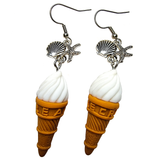 By the Sea Side! 🍦 Mr Whippy Earrings